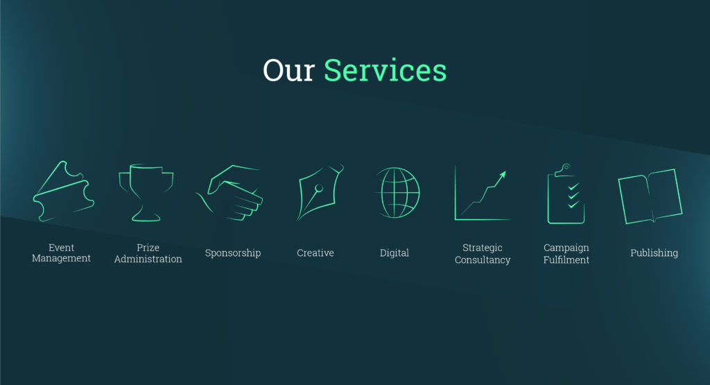 Agile Services Icons