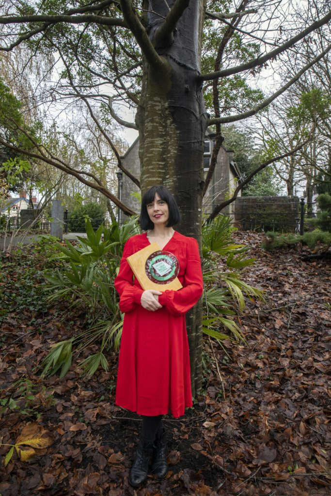 Doireann Ni Ghriofa An Post Irish Book of the Year