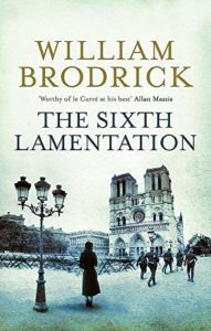 The Sixth Lamentation by William Brodrick, NB Book of the Year 2005