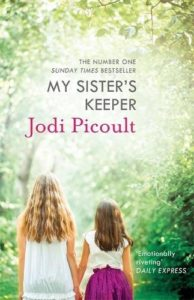 My Sister's Keeper by Jodi Picoult, NB Book of the Year 2006