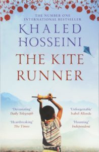 The Kite Runner by Khaled Hosseini, NB Book of the Year 2007