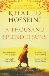 A Thousand Splendid Suns by Khaled Hosseini, NB Book of the Year 2009