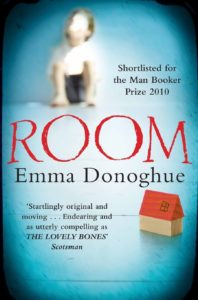 Room by Emma Donoghue, NB Book of the Year 2012