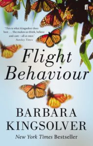 Flight Behaviour by Barbara Kingsolver, NB Book of the Year 2014