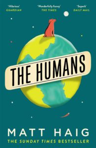 The Humans by Matt Haig, NB Book of the Year 2015