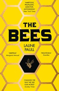 The Bees by Laline Paul, NB Book of the Year 2016