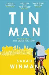 Tin Man by Sarah Winman, NB Book of the Year 2018