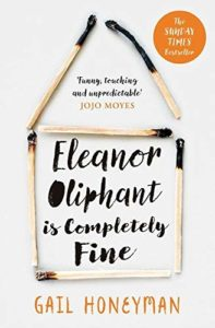 Eleanor Oliphant is Completely Fine by Gail Honeyman, NB Book of the Year 2019
