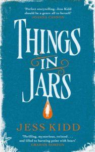 Things in Jars by Jess Kidd, NB Book Blogger's Choice Award Winner 2020