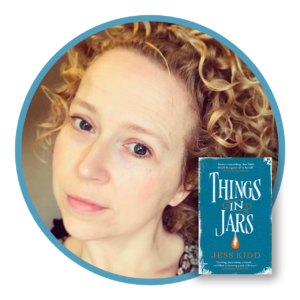 Things in Jars Jess Kidd Bloggers Book Prize